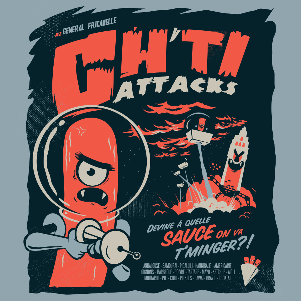 CH'TI ATTACKS