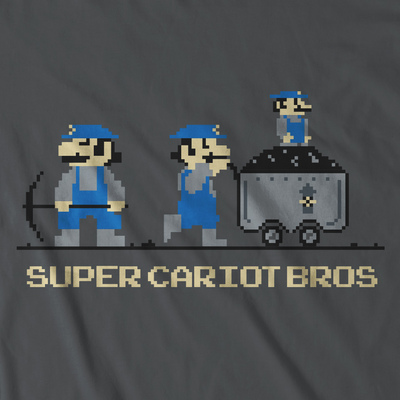 SUPER CARIOT BROS