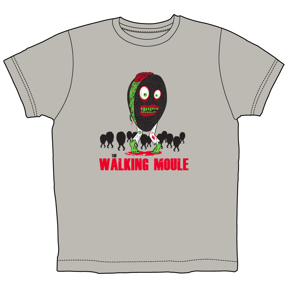 THE WALKING MOULE