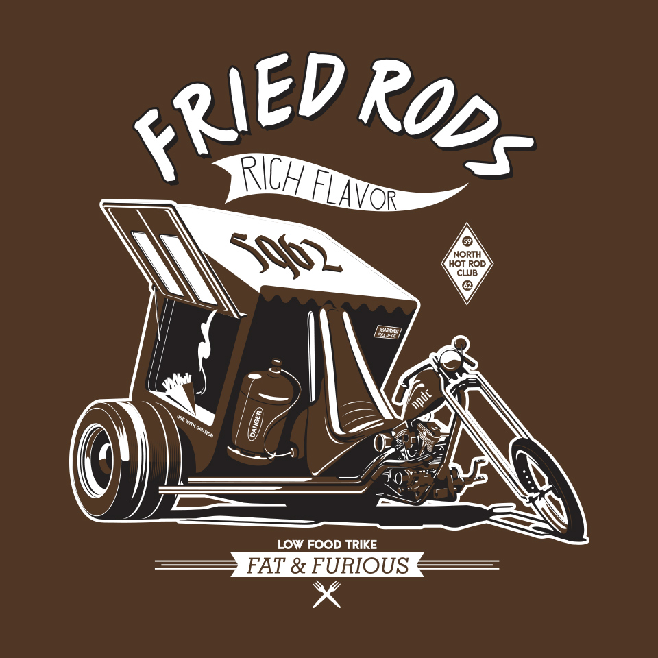 FRIED RODS