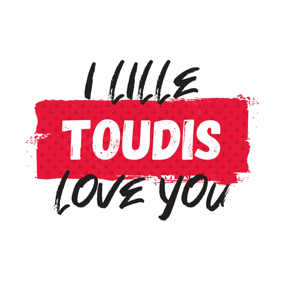 I lille toudis love you