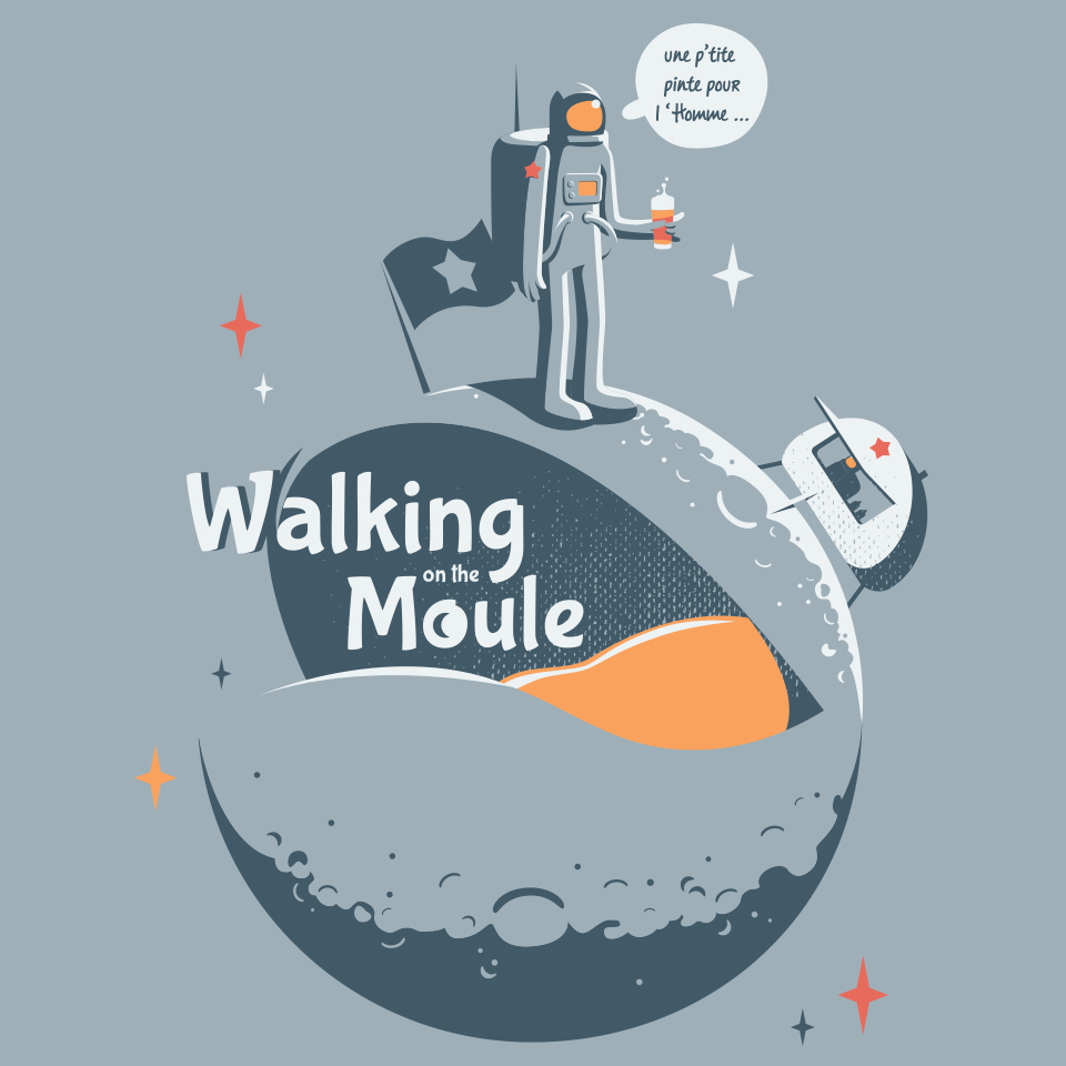 Walking on the Moule