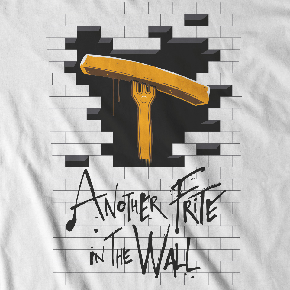 ANOTHER FRITE IN THE WALL