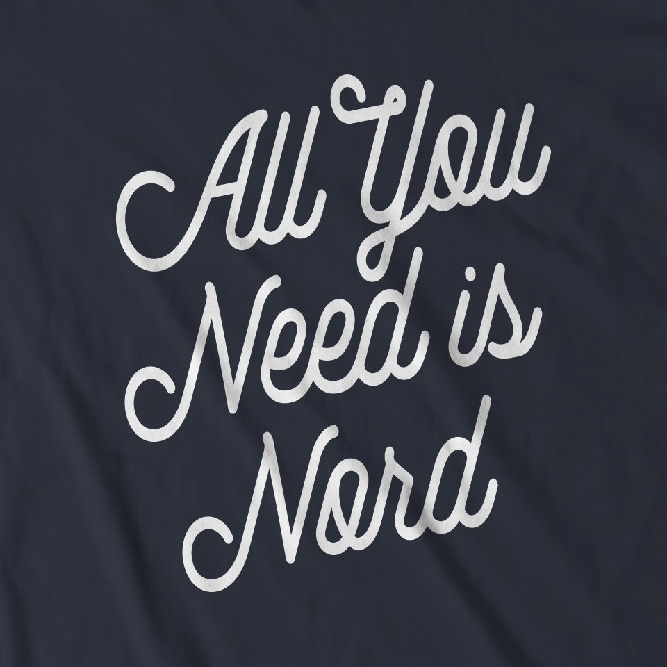 ALL YOU NEED IS NORD