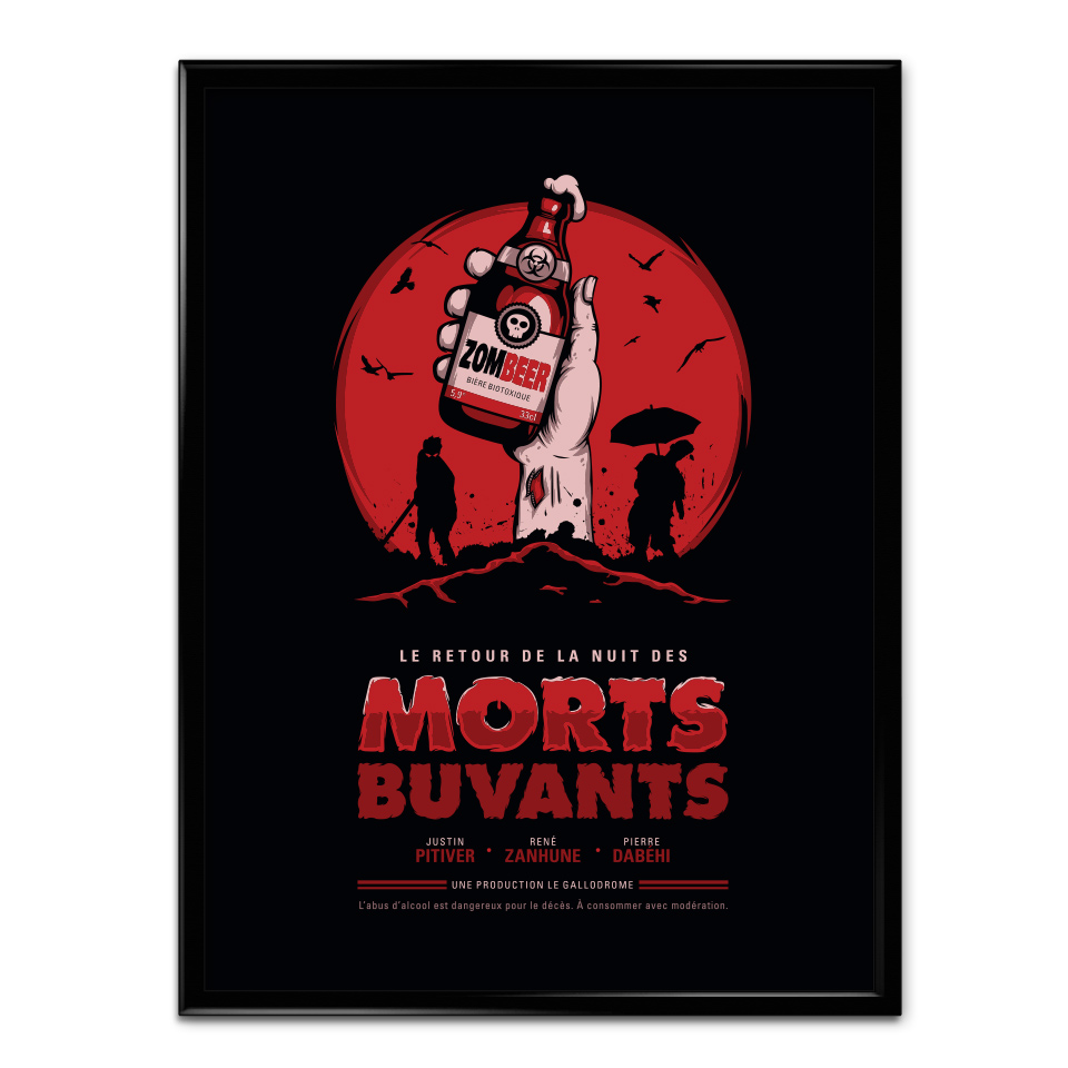 LA NUIT DES MORTS BUVANTS