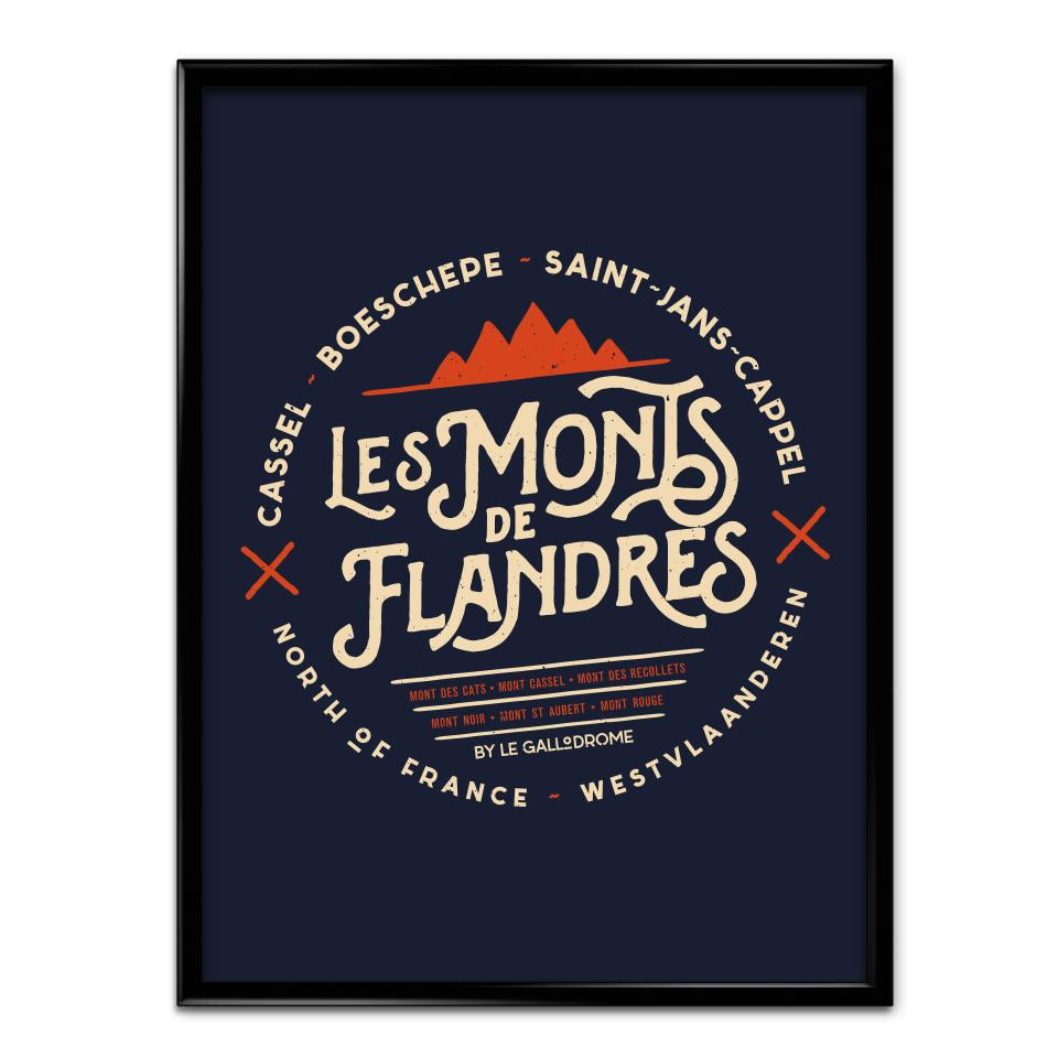 MONTS DES FLANDRES