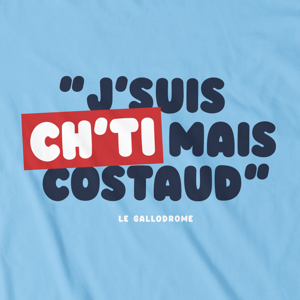 CH'TI MAIS COSTAUD