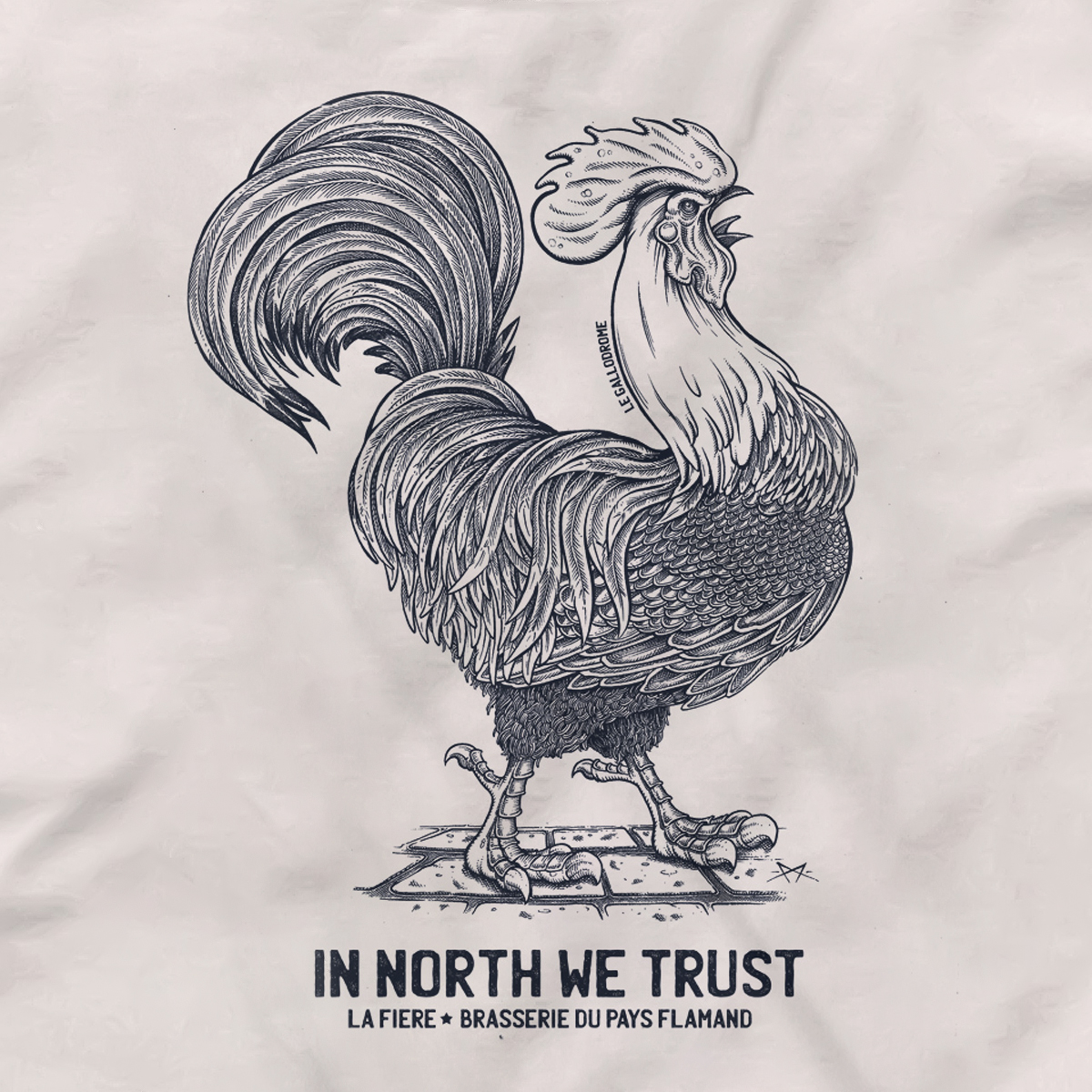 IN NORTH WE TRUST