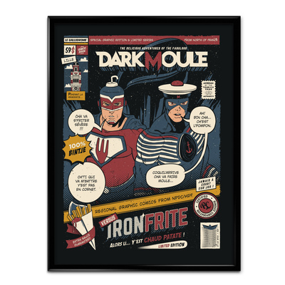DARKMOULE VS IRONFRITE