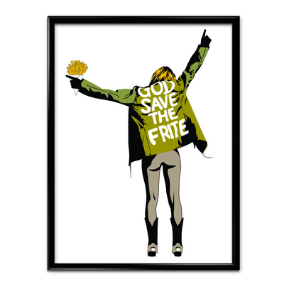 GOD SAVE THE FRITE