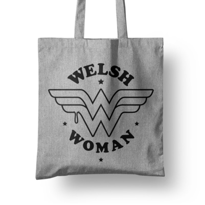 WELSH WOMAN